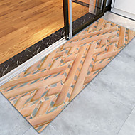 abordables Alfombras y moquetas-Las alfombras de área Clásico / Tradicional Franela de Algodón, Rectángulo Calidad superior Alfombra