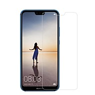 cheap Screen Protectors-Screen Protector for Huawei Huawei P20 lite Tempered Glass 1 pc Front Screen Protector Anti-Fingerprint / Scratch Proof / Ultra Thin