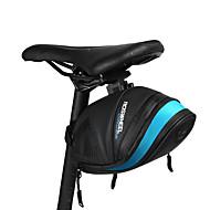 お買い得  -ROSWHEEL 1.4-1.6 L 自転車用サドルバッグ 防水, 防湿, ハードシェル 自転車用バッグ 1680Dポリエステル 自転車用バッグ サイクリングバッグ サイクリング サイクリング / バイク