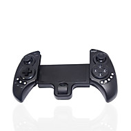 お買い得  -iPEGA PG-9023 ワイヤレス ゲームコントローラ 用途 PC / スマートフォン 、 Bluetooth パータブル ゲームコントローラ PC / ABS 1 pcs 単位