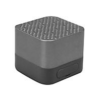 abordables Altavoces-A15 Speaker Mini Estilo Bluetooth 4.1 Micro USB Altavoz de Estantería Plata / Gris / Rosa