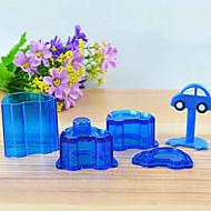 お買い得  キッチン用小物-キッチンツール プラスチック 新デザイン DIYの金型 おにぎり 5個