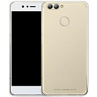 お買い得  携帯電話ケース-ケース 用途 Huawei Nova 2 クリア バックカバー ソリッド ソフト TPU のために Nova 2