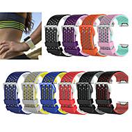Urrem for Fitbit ionic Fitbit Sportsrem Silikone Håndledsrem