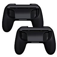 お買い得  -DOBE SWITCH ワイヤレス ゲームコントローラグリップ 用途 任天堂スイッチ 、 ゲームコントローラグリップ ABS 2 pcs 単位