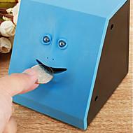 cheap Toy & Game-Piggy Bank / Money Bank Face Creative / Cool Rubber Children's / Teenager Gift