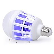 abordables Bombillas LED de Globo-YouOKLight 1pc 15W 320lm E26 / E27 Bombillas LED de Globo 24 Cuentas LED SMD 2835 Insecto Mosquito Fly Killer Blanco Violeta 110V
