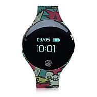 TOLEDA TLW08 Intelligens Watch Android Bluetooth Vízálló Vérnyomásmérés Érintőképernyő Elégetett kalória Stopper Dugók & Töltők Lépésszámláló Testmozgásfigyelő Alvás nyomkövető / ülő Emlékeztető