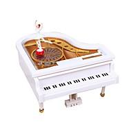 preiswerte Spielzeuge & Spiele-Spieluhr Piano Klassisch / Romantisch Rotierend Kinder Geschenk Weiblich