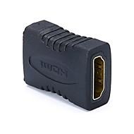 abordables Cables y Adaptadores para iPod-Unitek 02 1 HDMI 2.0 HDMI 2.0 Hembra - Hembra Corto (Menos de 20 cm)