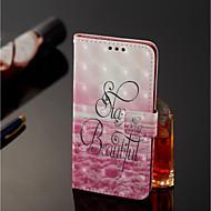 お買い得  携帯電話ケース-ケース 用途 Xiaomi Redmi Note 5 Pro / Xiaomi Mi Mix 2S ウォレット / カードホルダー / スタンド付き フルボディーケース 風景 ハード PUレザー のために Xiaomi Redmi Note 5 Pro / Xiaomi Mi Mix 2S