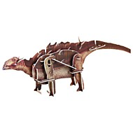 cheap -3D Puzzle Jurassic Dinosaur Stress and Anxiety Relief / Parent-Child Interaction 1 pcs SUV Child's All Gift