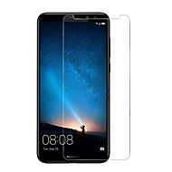 お買い得  スクリーンプロテクター-スクリーンプロテクター のために Huawei Mate 10 pro / Mate 10 lite 強化ガラス 1枚 スクリーンプロテクター ハイディフィニション(HD) / 硬度9H / 2.5Dラウンドカットエッジ