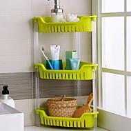 お買い得  キッチン用品 & 小物-1個 キッチンツール プラスチック 堅牢性 / シンプル ブラケット 日常使用 / 調理器具のための