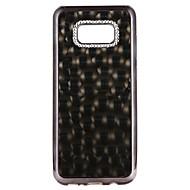 お買い得  携帯電話ケース-ケース 用途 Huawei P20 / P8 DIY バックカバー ハート / カラーグラデーション ソフト TPU のために Huawei P20 / Huawei P20 lite / P10 Lite