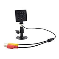 お買い得  -hqcam 800tvlのCMOS 0.03luxの10pcs 940nmのIRのセキュリティ屋内ミニIR 1/3インチのCMOSカメラカメラ/ボックスカメラ