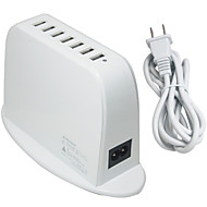 abordables Cargadores USB-Cargador usb Kmoso 7 Estación de cargador de escritorio Con carga rápida 2.0 Enchufe AU Adaptador de carga