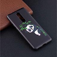 preiswerte Handyhüllen-Hülle Für Nokia Nokia 5.1 / Nokia 3.1 Muster Rückseite Panda Weich TPU für Nokia 8 / Nokia 6 / Nokia 5