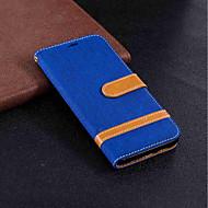 preiswerte Handyhüllen-Hülle Für Huawei Mate 10 Lite / Mate 10 Geldbeutel / Kreditkartenfächer / mit Halterung Ganzkörper-Gehäuse Solide Hart Textil für Mate 10 / Mate 10 lite