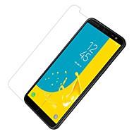 お買い得  Samsung 用スクリーンプロテクター-スクリーンプロテクター のために Samsung Galaxy J6 PET 1枚 フロント&カメラレンズプロテクター 超薄型 / マット / 傷防止