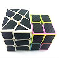 お買い得  -ルービックキューブ z-cube セット スクランブルキューブ / フロッピーキューブ 2*2*2 3*3*3 スムーズなスピードキューブ ルービックキューブ パズルキューブ マット マルチモード LEDライト付きケース 青少年 成人 おもちゃ フリーサイズ 男の子 女の子 ギフト