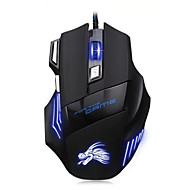 cheap Mice & Keyboards-Factory OEM Wired USB Gaming Mouse keys Led light 4 Adjustable DPI Levels 6 programmable keys