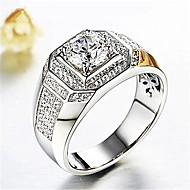 Simulated Diamond Rings