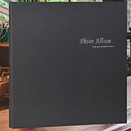 abordables Marcos y álbumes de fotos-Álbumes de fotos Familia / Serie de amigos Casual / Moderno / Contemporáneo Cuadrado Para el Hogar