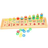 preiswerte Spielzeuge & Spiele-Montessori Lernspielzeug / Holzpuzzle Bildung Hölzern 1 pcs Kinder Jungen Geschenk