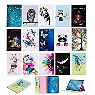 Case For Huawei Huawei MediaPad M5 10 / Huawei MediaPad M5 8 Wallet / with Stand / Flip Full Body Cases Animal Hard PU Leather for Huawei MediaPad M5 10 (Pro) / Huawei MediaPad M5 10 / Huawei