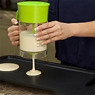 お買い得  キッチン用小物-ベークツール プラスチック 多機能 / クリエイティブキッチンガジェット 調理器具のための / アイデアキッチン用品 デザートツール 1個
