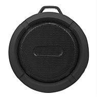 お買い得  スピーカー-C6 防水 / Bluetoothスピーカー ブルートゥース4.1 USB サブウーファー グリーン / ブラック / ブルー