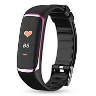 cheap -Factory OEM P9 Smart Bracelet Smartwatch Bluetooth Sports Waterproof Heart Rate Monitor Blood Pressure Measurement Touch Screen Pedometer Call Reminder Activity Tracker Sleep Tracker Sedentary