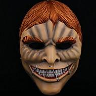 abordables Decoraciones de Celebraciones y Fiestas-Decoraciones de vacaciones Decoraciones de Halloween Máscaras de Halloween Fiesta / Cool Marrón 1pc