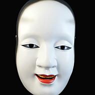 abordables Decoraciones de Celebraciones y Fiestas-Decoraciones de vacaciones Decoraciones de Halloween Máscaras de Halloween / Entretenimiento de Halloween Decorativa / Cool Blanco 1pc