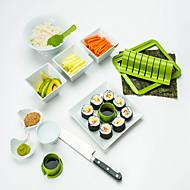 お買い得  キッチン用小物-キッチンツール PP(ポリプロピレン) ツール / クリエイティブキッチンガジェット DIYツール 調理器具のための / おにぎり / 寿司 1個