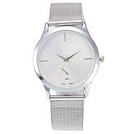 cheap -Women's Wrist Watch Chinese Casual Watch Alloy Band Fashion / Minimalist Black / Silver / Gold