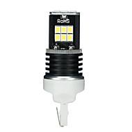Недорогие Задние фонари-1 шт. Автомобиль Лампы 21 W Интегрированный LED 550 lm 6 Светодиодная лампа Задний свет Назначение Универсальный