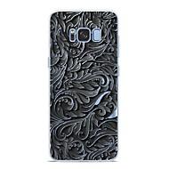 Недорогие Чехлы и кейсы для Galaxy S9 Plus-Кейс для Назначение SSamsung Galaxy S9 Plus / S9 С узором Кейс на заднюю панель Полосы / волосы Мягкий ТПУ для S9 / S9 Plus / S8 Plus