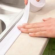 abordables Herramientas especiales-Cocina Limpiando suministros CLORURO DE POLIVINILO Calcomanías a Prueba de Aceite Simple / Cool / Cocina creativa Gadget 1pc