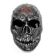 abordables Decoraciones de Celebraciones y Fiestas-Decoraciones de vacaciones Decoraciones de Halloween Máscaras de Halloween / Entretenimiento de Halloween Decorativa / Cool Plata 1pc