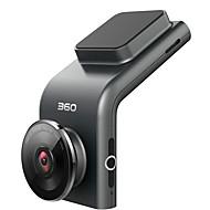 Недорогие Видеорегистраторы для авто-360 360G300 1080p HD / Ночное видение Автомобильный видеорегистратор 140° Широкий угол 2 дюймовый TFT LCD монитор Капюшон с WIFI / G-Sensor / Режим парковки 1 инфракрасный LED Автомобильный рекордер