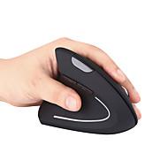 preiswerte Mäuse-MODAO Kabelloses 2,4G Vertikale Maus / Ergonomische Maus Optisch E36 6 pcs Schlüssel Led Atemlicht 3 einstellbare DPI-Stufen 2 programmierbare Tasten 800/1200/1600 dpi