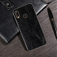 preiswerte Handyhüllen-Hülle Für Huawei P20 / P20 Pro Ultra dünn / Mattiert Rückseite Solide Weich PU-Leder für Huawei P20 / Huawei P20 Pro / Huawei P20 lite