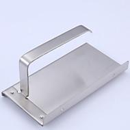 お買い得  浴室用小物-トイレットペーパーホルダー クリエイティブ / 新デザイン 近代の ステンレス+ABS樹脂 1個 壁式