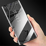 preiswerte Handyhüllen-Hülle Für Huawei P20 Spiegel / Flipbare Hülle Ganzkörper-Gehäuse Solide Hart PC für Huawei P20 / P10 Plus / P10