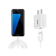 お買い得  -hocoホーム充電器usb充電器usb normal 1 usb port 2.1 iphone x / iphone 8 plus / iphone 8用100〜240 v