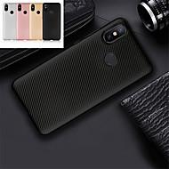preiswerte Handyhüllen-Hülle Für Xiaomi Mi 8 / Mi 6X Ultra dünn Rückseite Linien / Wellen Weich TPU für Xiaomi Mi Mix 2S / Xiaomi Mi 8 / Xiaomi Mi 6X(Mi A2)