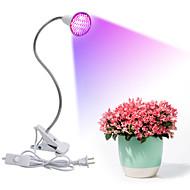 abordables Lampes Horticoles-4.5W 2500-300lm E27 Lampe de culture 106 Perles LED SMD 2835 Bleu Rouge 85-265V