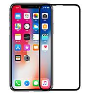 Недорогие Защитные плёнки для экрана iPhone-протектор экрана nillkin для яблока iphone xs max закаленное стекло / домашнее животное 1 шт. полное защитное покрытие экрана для экрана высокого разрешения (hd) / 9h твердость / взрывозащита